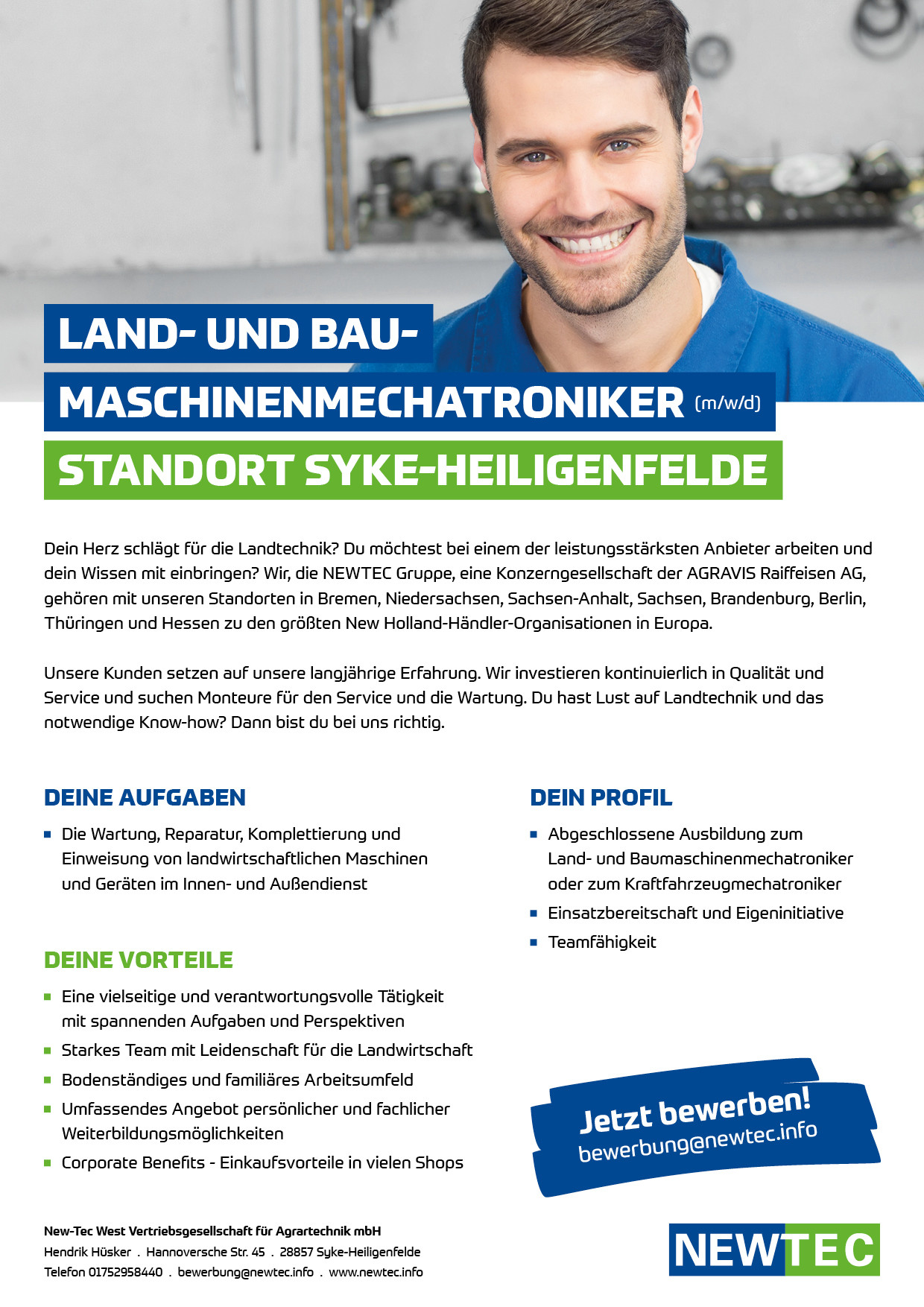 SCREEN TE-NTOST-20-28112 Personalanzeige_Land-_und_Baumaschinenmechatroniker_Syke-Heiligenfelde